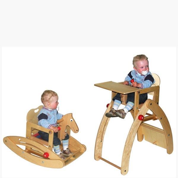 Jídelní židlička víceúčelová kami plus